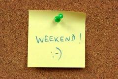 Wochenende Stockbilder