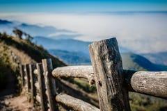 Wod-Lecks auf mountaino stockbilder