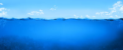 Woda Zdjęcia Stock