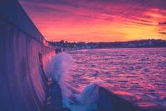 Woda Fotografia Royalty Free