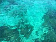 Woda Andaman morze Tajlandia Obraz Royalty Free