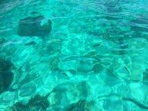 Woda Andaman morze Tajlandia Fotografia Royalty Free