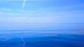 woda błękitne niebo Zdjęcie Stock