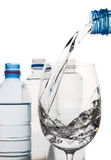 woda butelkowa Zdjęcie Royalty Free