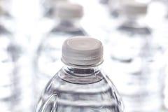 Woda Butelkowa Zamknięta Fotografia Stock