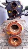 Woda Chłodzący Chiller jest wodnym ochłodzonym typ kondensator Zdjęcia Stock