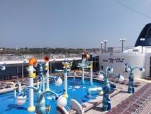 woda, czas wolny, czasu wolnego centre, pływacki basen, watercraft, łódź, odtwarzanie Fotografia Royalty Free