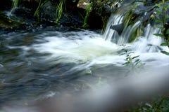 Woda, góry, przepływ Fotografia Stock