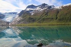 Woda i lód Obrazy Stock