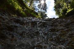 Woda i skały Obrazy Royalty Free