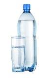 Woda mineralna Fotografia Royalty Free