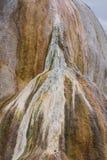 Woda mineralna kolory Fotografia Stock