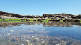Woda & natura Obraz Stock