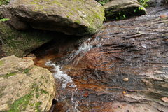 Woda od naturalnego Zdjęcia Stock