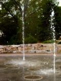 Woda Od ziemi Fotografia Royalty Free