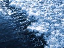 woda przepływu Fotografia Stock