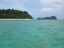 Woda przy morzem w Tajlandia Zdjęcia Stock