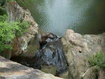 Woda - puszek Obraz Stock