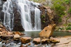 Woda spadki - McKenzie spadki Zdjęcia Royalty Free