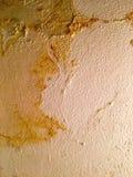 Woda uszkadzająca betonowa tekstura Zdjęcia Stock