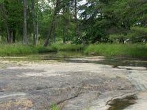 Woda w parku Zdjęcia Stock
