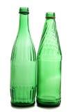 Woda w szklanej butelce zdjęcia stock