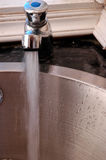woda z kranu Obraz Royalty Free