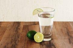 Woda z wapnem Fotografia Stock