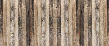 Wodden Pattern Of Classic Wood Plank Wall Texture Background. Re Royalty Free Stock Photography