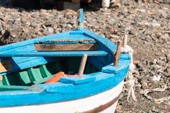 Woden Boat Stock Image