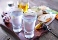 wodka Stock Foto's