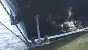 Wodna łuna przy łękiem zdjęcie wideo
