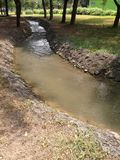 wodna ścieżka Obraz Royalty Free