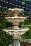 Wodna fontanna zdjęcia stock