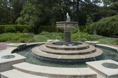 Wodna fontanna Zdjęcia Royalty Free