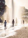 Wodna fontanna Obrazy Stock