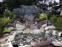 Wodna fontanna przy Kadri parkiem Obraz Royalty Free
