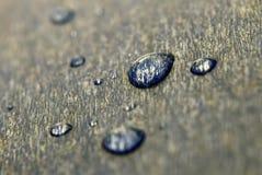 Wodna kropla Zdjęcia Stock