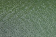 Wodna nawierzchniowa odgórnego widoku lub morza oceanu plaży rzeka, tekstury woda dla deseniowego tła Obrazy Royalty Free