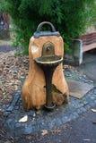 Wodna pije fontanna w Wiedeń obraz stock