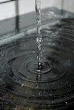 wodne fala Zdjęcie Stock