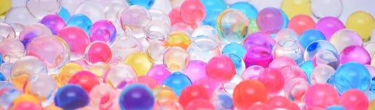 Wodne piłki Fotografia Royalty Free