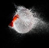 Wodnego balonu wybuch Obraz Stock