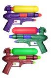 Wodni pistolety obrazy stock