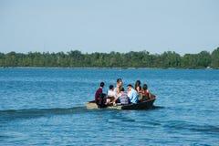 Wodny bezpieczeństwo Zdjęcia Royalty Free