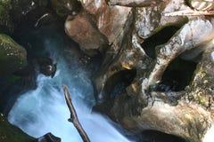 Straszna skała Fotografia Royalty Free