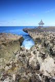 Wodny cios, Nusa Dua, Bali Indonezja Obraz Royalty Free