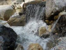 Wodny halny źródło obraz stock