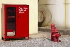 Wodny hydrant obraz royalty free