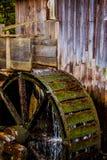 Wodny koło Fotografia Stock